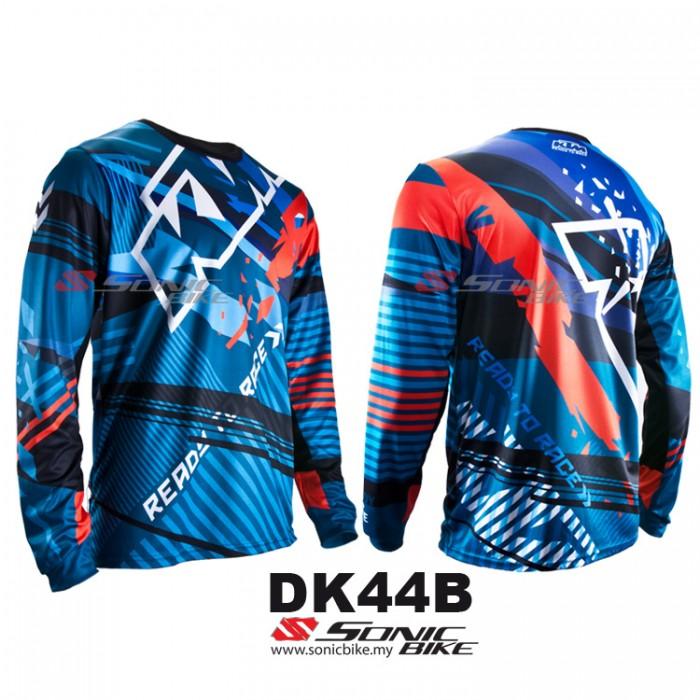 2ec4f6085 KTM MTB Downhill Cycling jersey   Motocross   DK44B