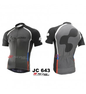 READY STOCK CUBE Cycling Jersey - JC643