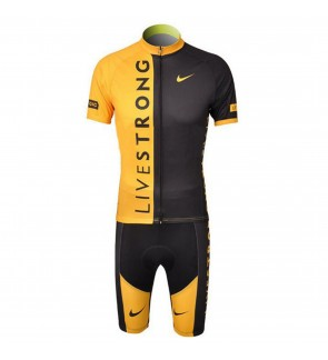 READY STOCK Livestrong Cycling Jersey - JL121