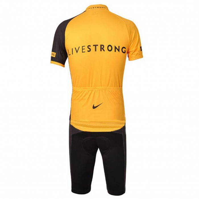 READY STOCK Livestrong Cycling Jersey - JL121 618ab4d0a