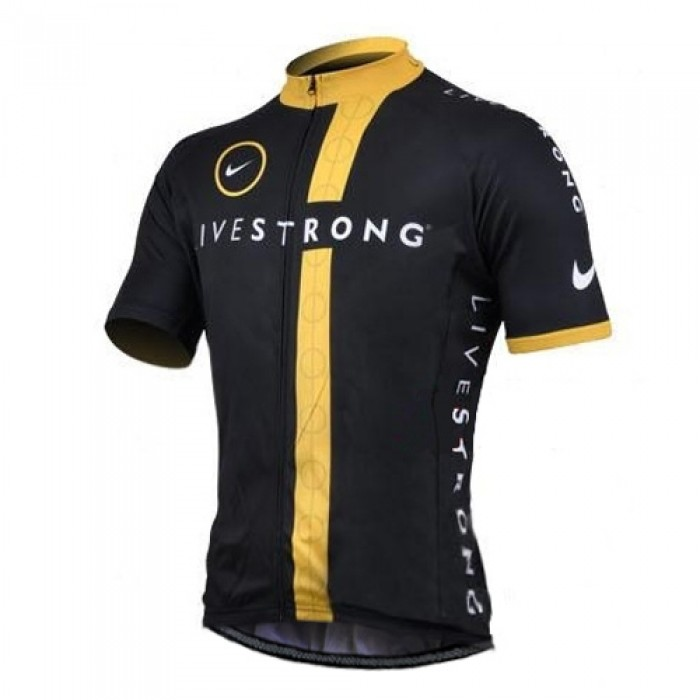READY STOCK Livestrong Cycling Jersey - JL499 009374a35