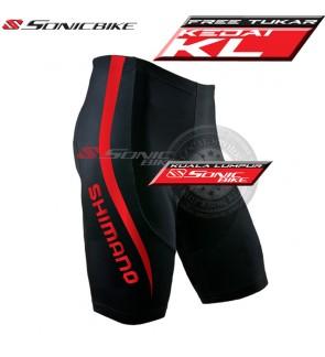 READY STOCK SHIMANO Shorts Cycling Pant - R-SHIMANO