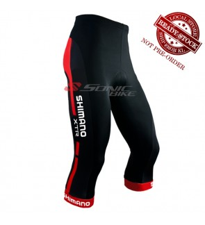 READY STOCK [ FREE RETURN ] Sonicbike Cycling Pant / Cycling 3/4 / RH-SHIMANO