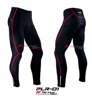 READY STOCK UNISEX High Quality Long Cycling Pant -  PLR01