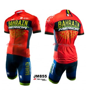 READY STOCK MERIDA Cycling Jersey - JM855