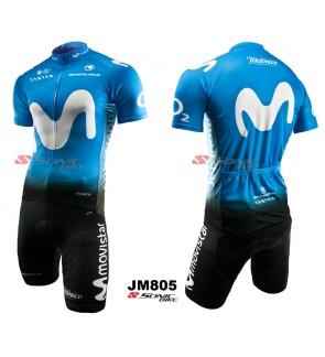 READY STOCK MOVISTAR Cycling Jersey - JM805