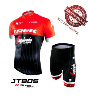 READY STOCK [ FREE RETURN ] TREK Cycling Jersey / Cycling Wear – JT805