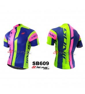 READY STOCK [ FREE RETURN ] Sonicbike Cycling Jersey / Cycling Wear - SB609