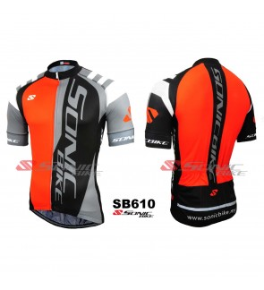 READY STOCK [ FREE RETURN ] Sonicbike Cycling Jersey / Cycling Wear - SB610