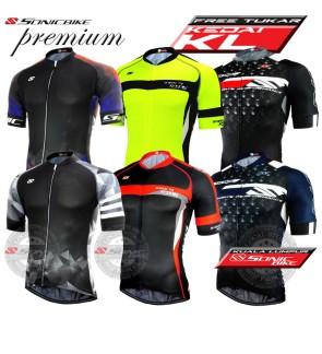 READY STOCK [ FREE RETURN ] Sonicbike Cycling Jersey / Cycling Wear - SB621