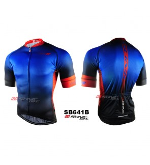 READY STOCK [ FREE RETURN ] Sonicbike Cycling Jersey / Cycling Wear - SB641B