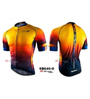 READY STOCK [ FREE RETURN ] Sonicbike Cycling Jersey / Cycling Wear - SB640O