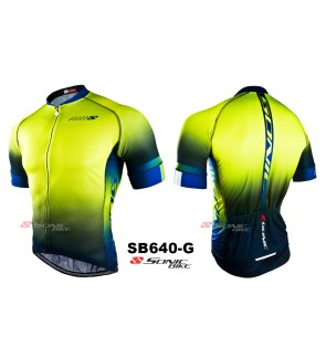 READY STOCK [ FREE RETURN ] Sonicbike Cycling Jersey / Cycling Wear - SB640G