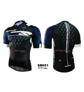 READY STOCK [ FREE RETURN ] Sonicbike Cycling Jersey / Cycling Wear - SB651