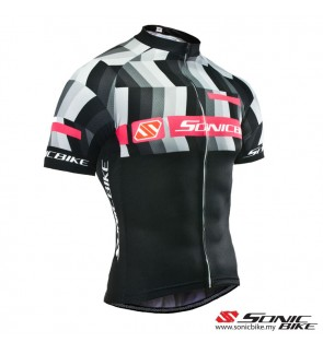 READY STOCK [ FREE RETURN ] Sonicbike Cycling Jersey / Cycling Wear - SB1CP