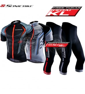 READY STOCK [ FREE RETURN ] Cycling Jersey / Cycling Wear – SM100B