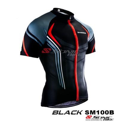READY STOCK [ FREE RETURN ] Shimano Cycling Jersey / Cycling Wear – SM100B
