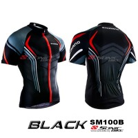 READY STOCK [ FREE RETURN ] Shimano Cycling Jersey / Cycling Wear – SM100B