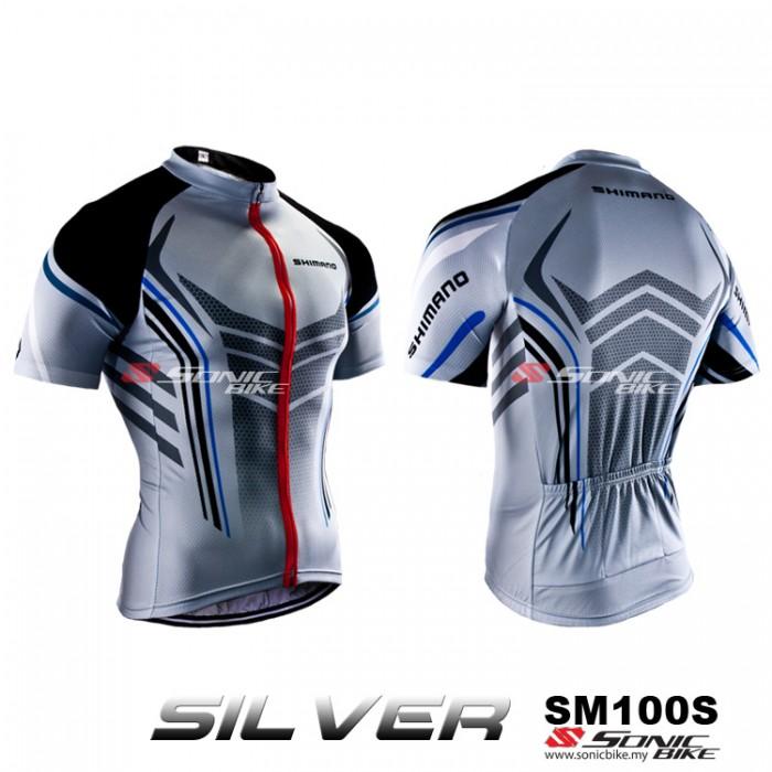 afd216083 READY STOCK   FREE RETURN   Shimano Cycling Jersey   Cycling Wear – SM100S