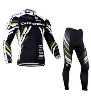 READY STOCK [ FREE RETURN ] Cannondale Cycling Jersey Long  Sleeve – JC990