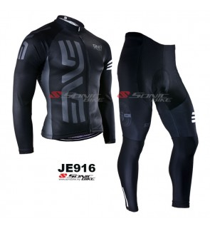 READY STOCK [ FREE RETURN ] ENVE Cycling Jersey Long Sleeve - JE916