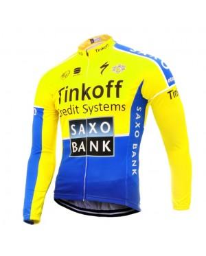 READY STOCK [ FREE RETURN ] SAXO Cycling Long sleeve Jersey - JT952