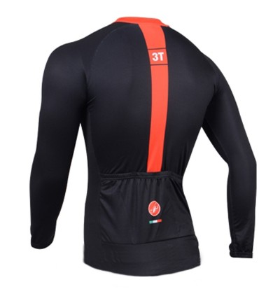 READY STOCK [ FREE RETURN ]  3T Cycling Long sleeve Jersey - JT903