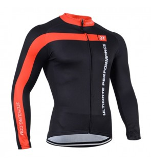 READY STOCK [ FREE RETURN ]  3T Cycling Long sleeve Jersey - JT903