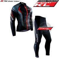 READY STOCK [ FREE RETURN ] Shimano Cycling Jersey Long Sleeve Long Pant – SM900B