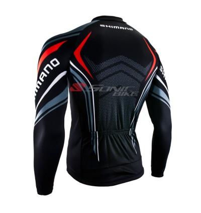READY STOCK [ FREE RETURN ] Shimano Cycling Jersey Long Sleeve Long Pant – SM900B