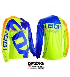 FOX MTB Downhill Cycling jersey  / Motocross / DF23G