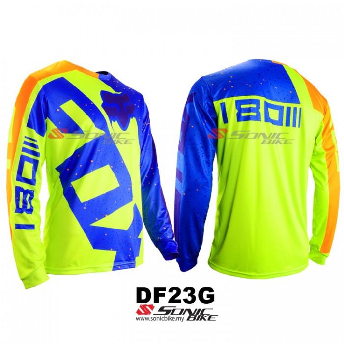 FOX MTB Downhill Cycling jersey   Motocross   DF23G c2a4f008f