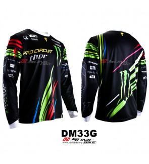 MTB Downhill Cycling jersey  / Motocross / DM33G