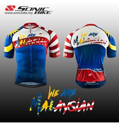 "READY STOCK Celebration of 509 Malaysia "" We Are Malaysian "" Jersey 509 MALAYSIA"