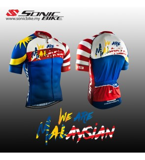 "READY STOCK Celebration of 509 Malaysia "" We Are Malaysian "" Jersey 509 MALAYSIA"