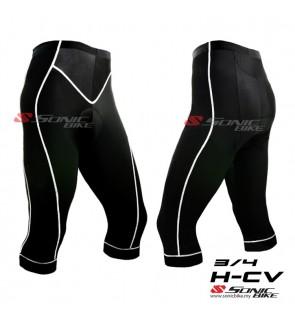 READY STOCK [ FREE RETURN ] Sonicbike PREMIUM Cycling 3/4 Pant - HCV