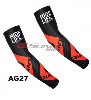 Giant Cycling Arm Warmer Arm Sleeve Sun Block - AG27