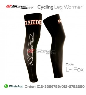 FOX Cycling Leg Warmer Sun Protection - L-FOX