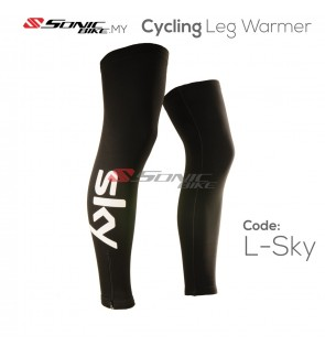 SKY Cycling Leg Warmer Sun Protection - L-SKY