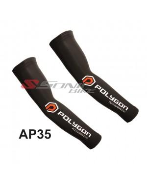 POLYGON Cycling Arm Warmer Arm Sleeve Sun Block - AP35