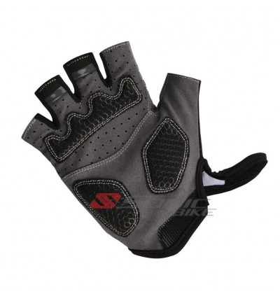 Castelli Team Design Cycling / Fitness Half Finger Padded Glove - GC3T