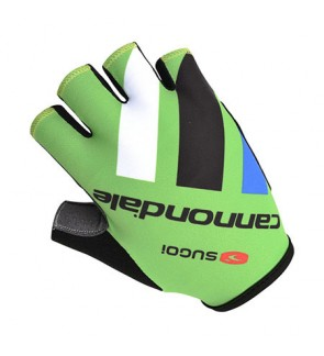 Cannondale Team Design Cycling / Fitness Half Finger Padded Glove - GC413