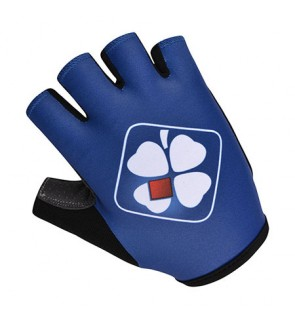 FDJ Team Design Cycling / Fitness Half Finger Padded Glove - GF413
