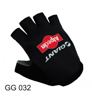 Giant Team Design Cycling / Fitness Half Finger Padded Glove - GG032