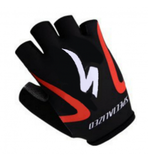 Spcl Team Design Cycling / Fitness Half Finger Padded Glove - GS451