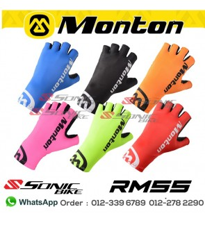 MONTON Half Finger Padded Cycling Glove - GM