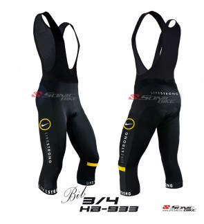 Livestrong High Quality 3/4 Cycling BIB Pant > HB933