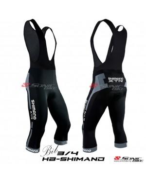 Shimano High Quality 3/4 Cycling BIB Pant > HBSHIMANO