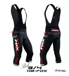 Fox High Quality 3/4 Cycling BIB Pant > HBFOX
