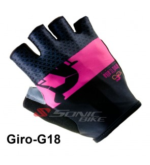 G'Italia Team Design Cycling / Fitness Half Finger Padded Glove - GITA18